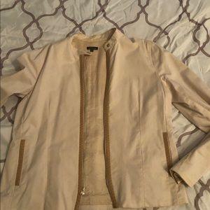 New Frontier spring/summer jacket